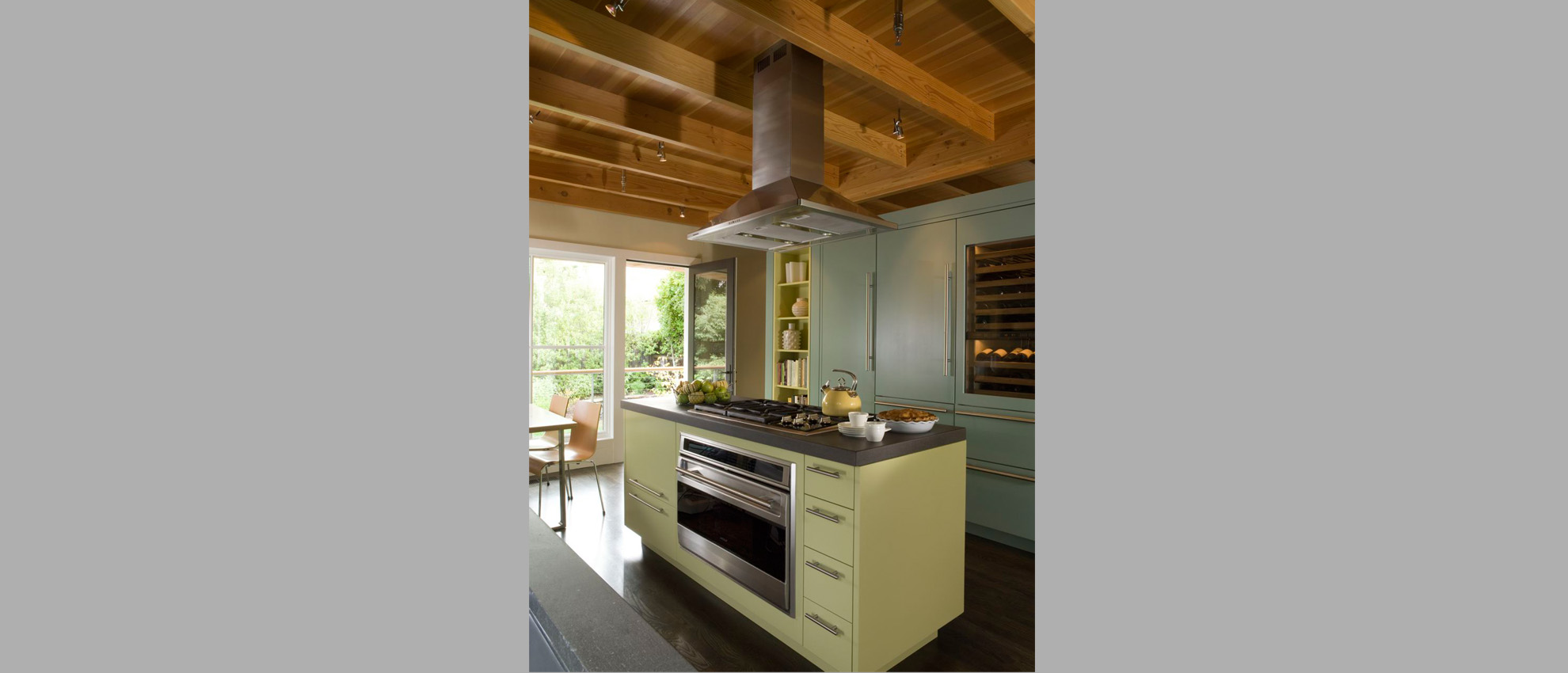 Beverly place residence sarah willmer for Kitchen place
